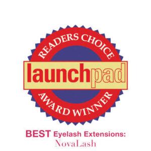 2009 launchpad award eyelash extensions