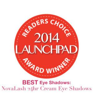 2014 launchpad award eyeshadow