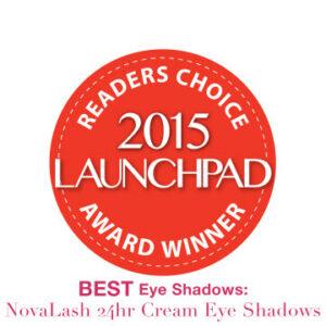 2015 launchpad award eyeshadow
