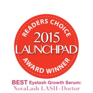 2015 launchpad award eyeshadow growth serum