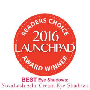 2016 launchpad award eyeshadow