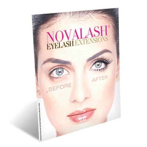 novalash tabletop display