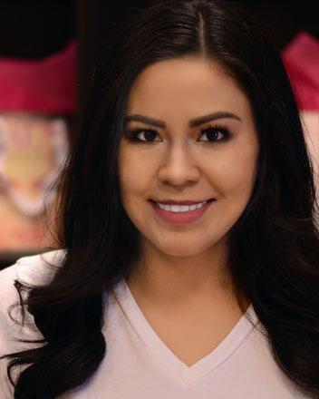 Bianca Martinez owner of Lashes by Bianca in Yuma, Arizona