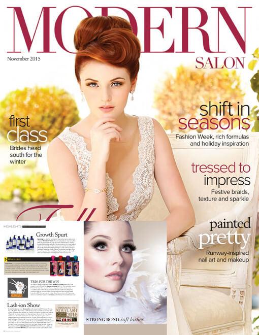Modern Salon Magazine November 2015 Edition