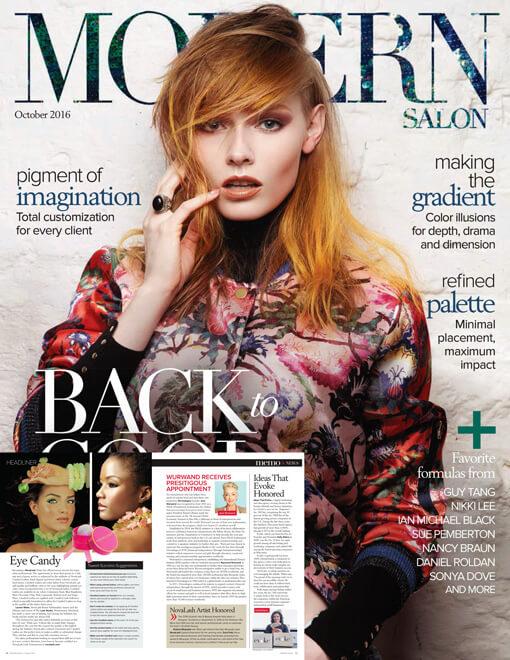 Modern Salon Magazine October 2016 Edition