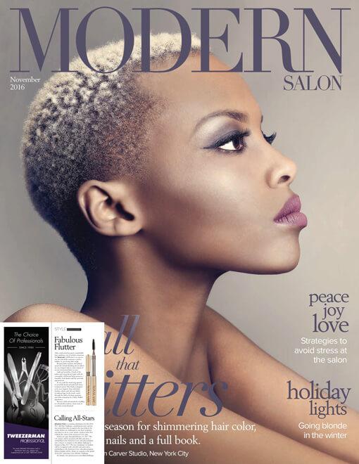 Modern Salon Magazine November 2016 Edition