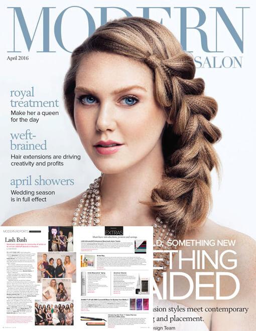 Modern Salon Magazine April 2016 Edition
