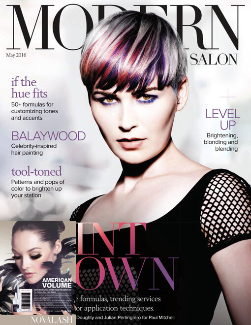 Modern Salon Magazine May 2016 Edition