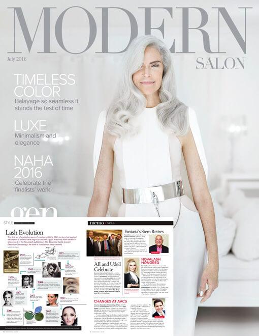 Modern Salon Magazine July 2016 Edition