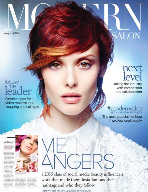 Modern Salon Magazine August 2016 Edition