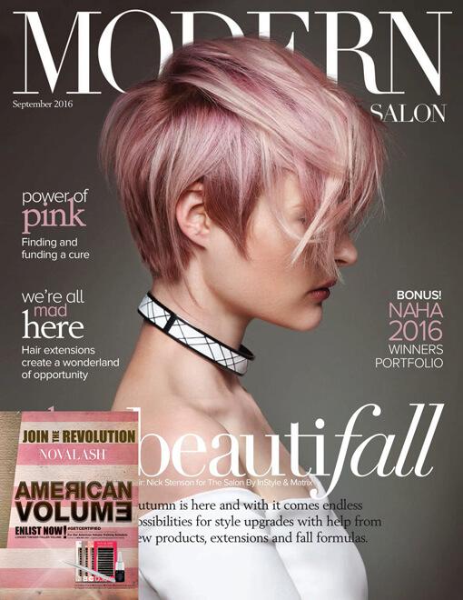 Modern Salon Magazine September 2016 Edition