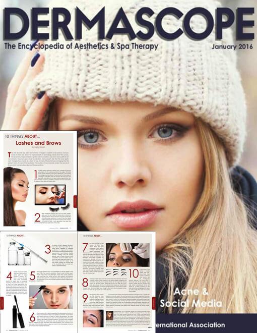 Dermascope Magazine January 2016 Edition