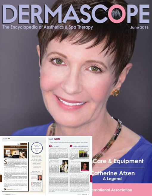 Dermascope Magazine June 2016 Edition