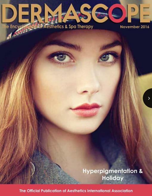 Dermascope Magazine November 2016 Edition