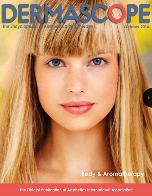 Dermascope Magazine October 2016 Edition