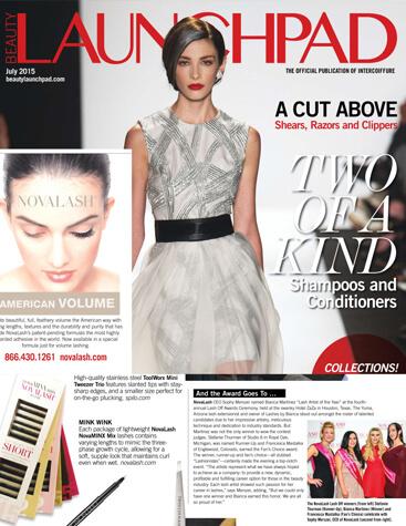 Beauty Launchpad Magazine July 2015 edition
