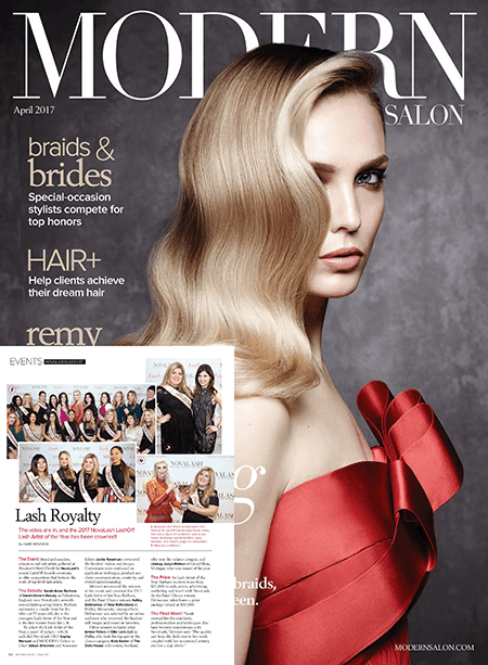 Modern Salon Magazine April  2017 Edition