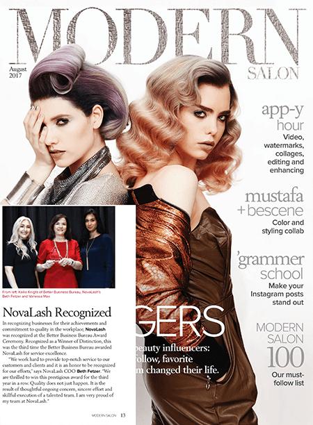 Modern Salon Magazine August 2017 Edition