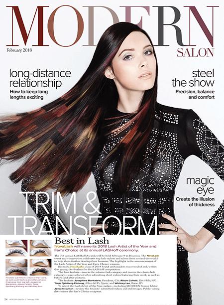 Modern Salon Magazine February 2018 Edition