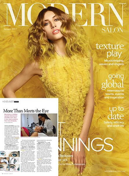 Modern Salon Magazine January 2017 Edition