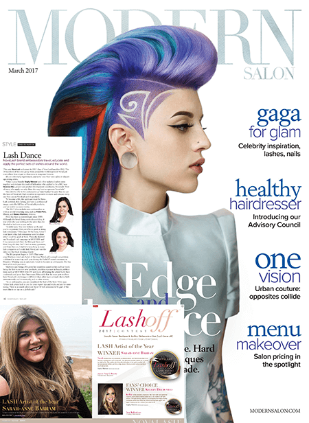 Modern Salon Magazine March 2017 Edition