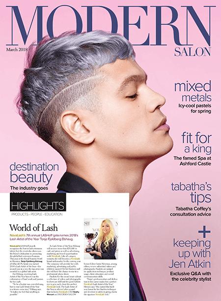 Modern Salon Magazine March 2018 Edition