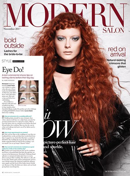 Modern Salon Magazine November 2017 Edition