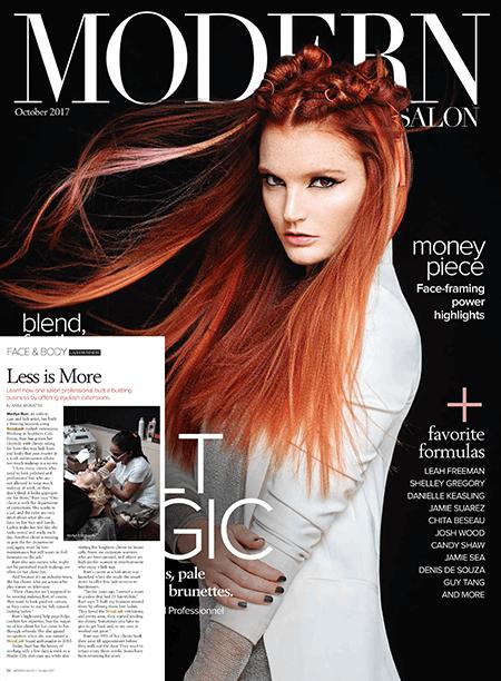 Modern Salon Magazine October 2017 Edition