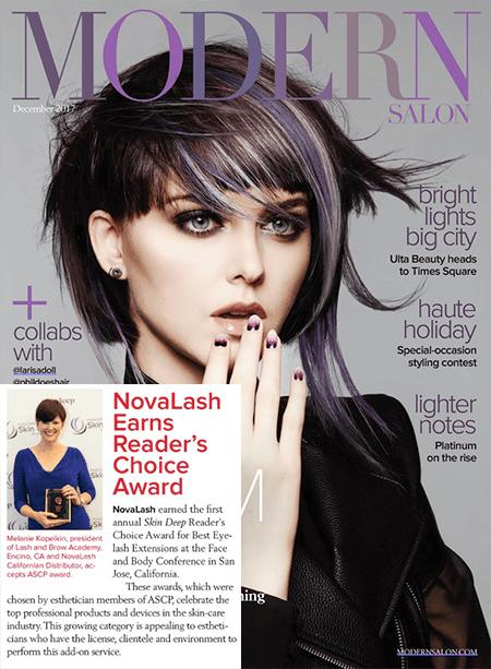 Modern Salon Magazine December 2017 Edition