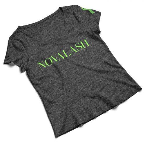 lyme disease novalash tshirt