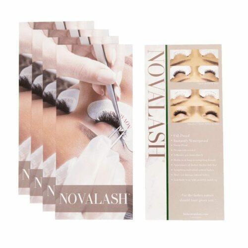 novalash brochure card