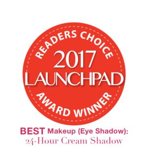 2017 launchpad award eyeshadow