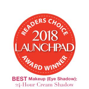 2018 launchpad award eyeshadow