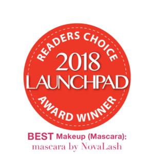 2018 launchpad award best make up mascara