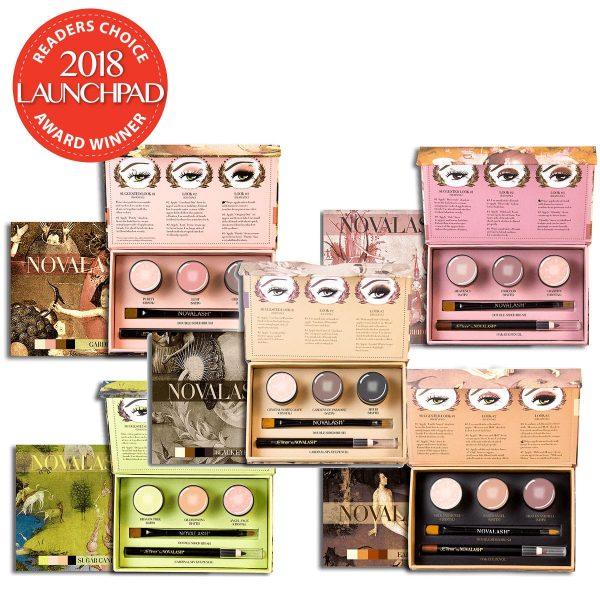 2018 launchpad best eye make up