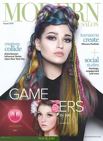 Modern Salon Magazine August 2018 Edition