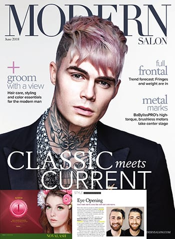 Modern Salon Magazine June 2018 Edition