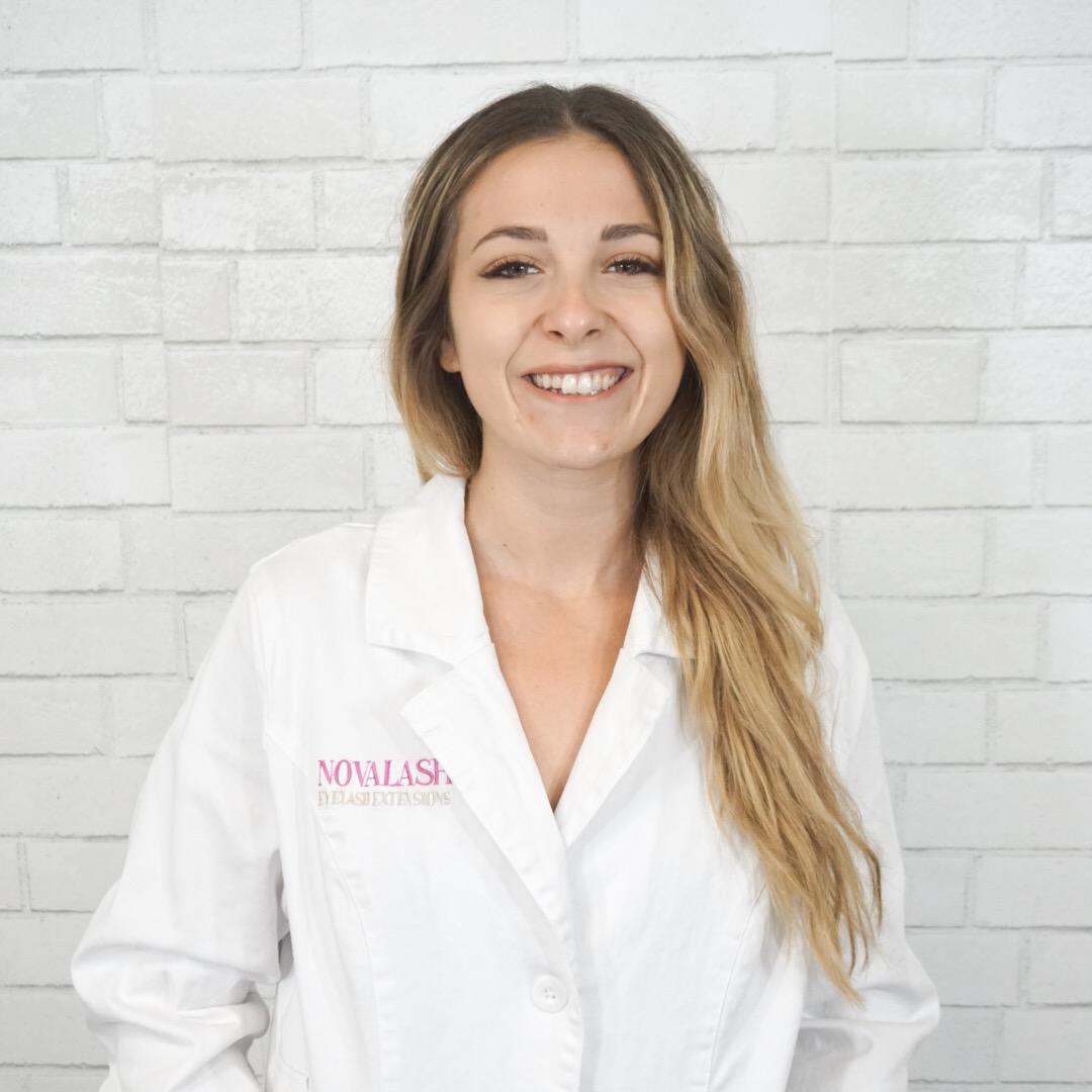 Nikki Melillo owner of Let's Talk Makeup Studio in West Palm Beach, Florida