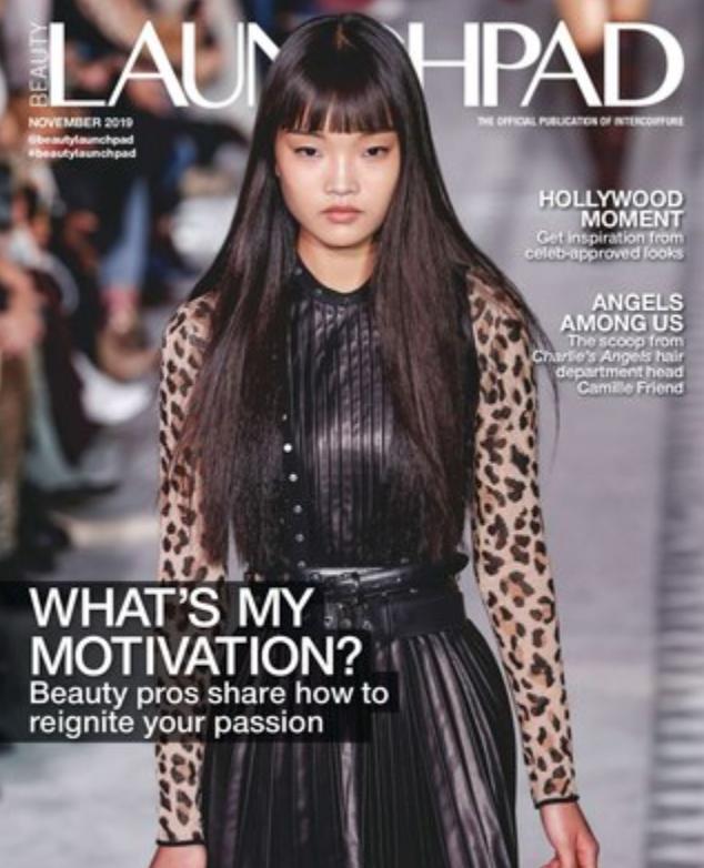 Beauty Launchpad Magazine November 2019 edition