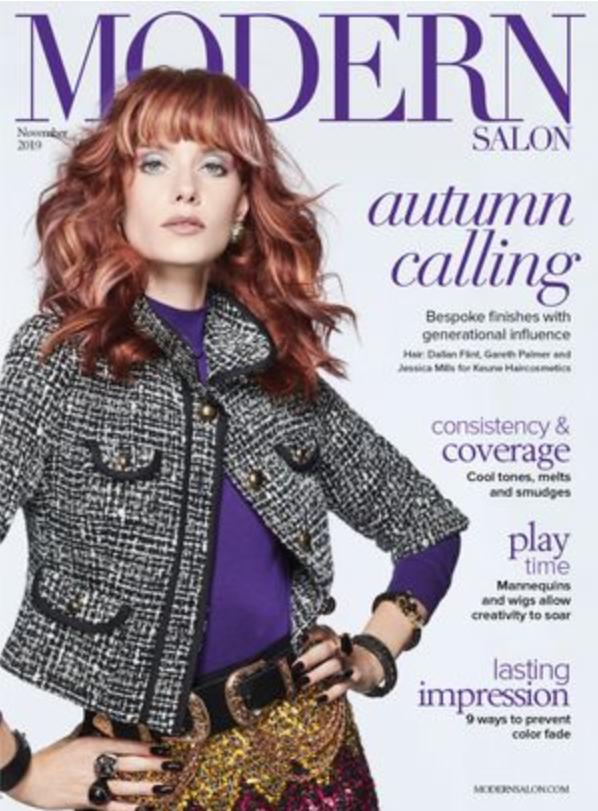 Modern Salon Magazine November 2019 Edition