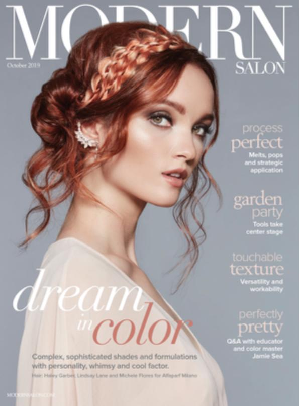 Modern Salon Magazine October 2019 Edition