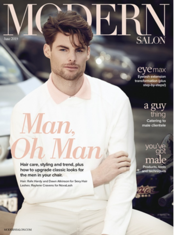 Modern Salon Magazine June 2019 Edition