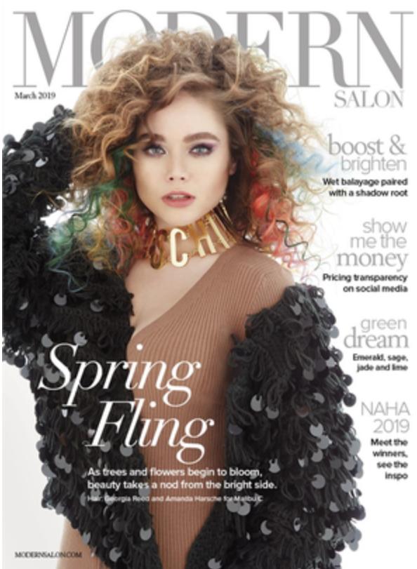 Modern Salon Magazine March 2019 Edition